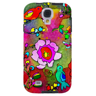 'Chirp' Galaxy S4 Case