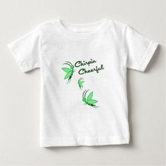 Chirpin alegre t shirts