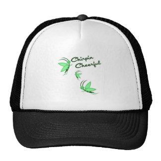 Chirpin Cheerful Trucker Hats