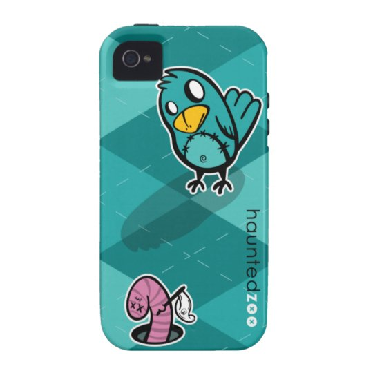 Chirps vs. The Worm iPhone 4/4S Cover