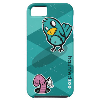 Chirps vs. The Worm iPhone SE/5/5s Case