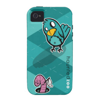Chirps vs. The Worm Vibe iPhone 4 Cases