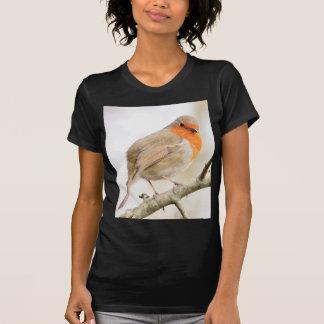 Chirpy Robin T-Shirt