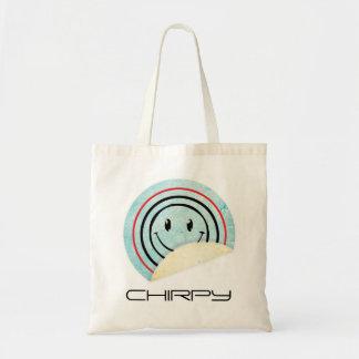 Chirpy Sticker bag