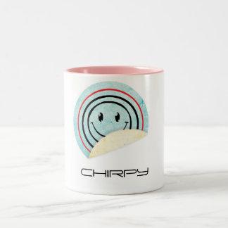 Chirpy Sticker Mug