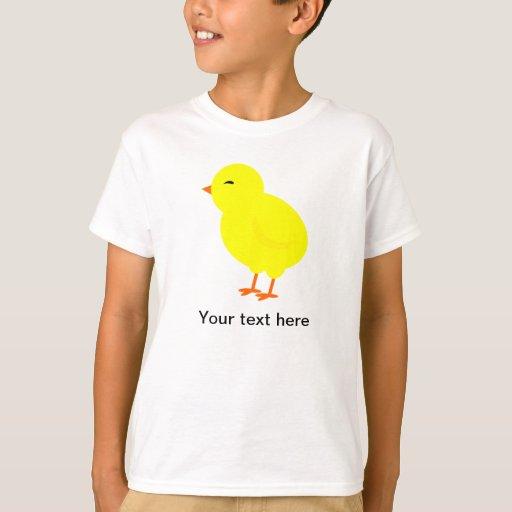 Chirpy the Yellow Baby Chick T-Shirt