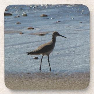 Chirrido de la playa de BEABIR Posavasos