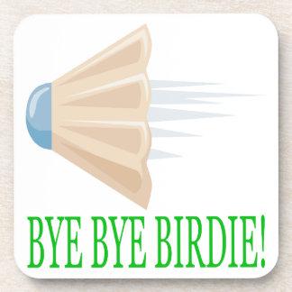 Chirrido del adiós posavaso