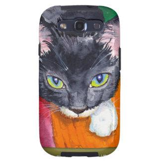 ¡Chirrido - el gato de la maravilla! Galaxy S3 Carcasas