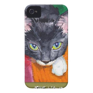 ¡Chirrido - el gato de la maravilla! iPhone 4 Case-Mate Funda