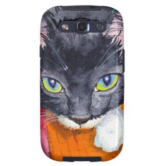 ¡Chirrido - el gato de la maravilla! Samsung Galaxy S3 Carcasas