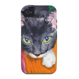 ¡Chirrido - el gato de la maravilla! iPhone 4 Carcasa
