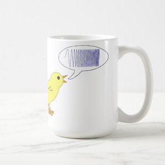 Chirrido Taza De Café