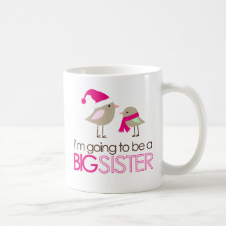 chirridos de la hermana grande a ser taza de café