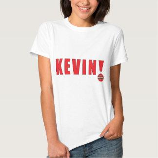 """Chirstmas """"Kevin!"""" Shirt"""