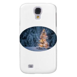 Chirstmas Tree Galaxy S4 Cover
