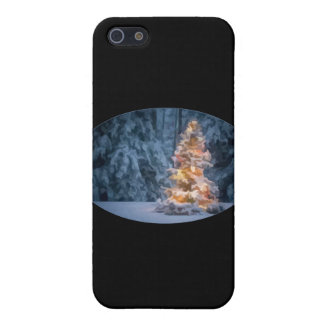 Chirstmas Tree Case For iPhone 5