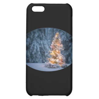 Chirstmas Tree iPhone 5C Covers