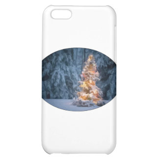Chirstmas Tree Case For iPhone 5C
