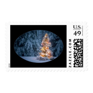 Chirstmas Tree Stamps