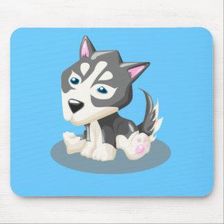Chisai Husky Mousepad