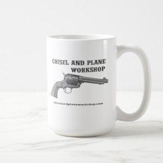 Chisel and Plane Workshop 45 Coffee Mug