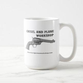 Chisel and Plane Workshop 45 Mug