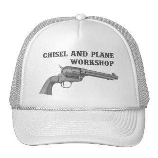 Chisel and Plane Workshop 45 Trucker Hat