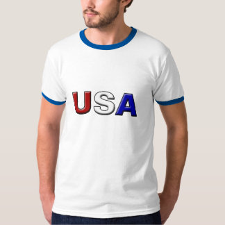Chiseled USA T-Shirt