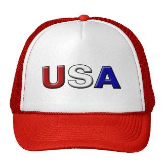 Chiseled USA Trucker Hat
