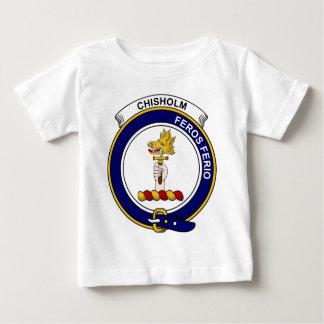 Chisholm Clan Badge Baby T-Shirt