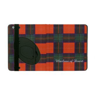 Chisholm clan Plaid Scottish tartan iPad Folio Cases