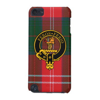 Chisholm Scottish Crest and Tartan iPod Touch5 iPod Touch (5th Generation) Cover