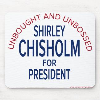 Chisholm Unbossed-1972 Alfombrillas De Ratones