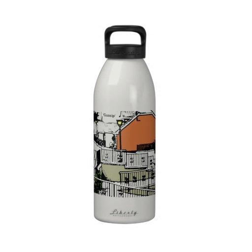 Chisme Botella De Agua Reutilizable