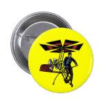 Chisme de los aviones del helicóptero del Victoria Pin