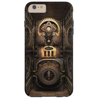 Chisme infernal de Steampunk Funda Resistente iPhone 6 Plus
