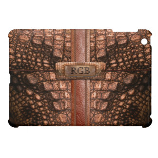 Chisolm Monogram Vintage iPad Mini Case