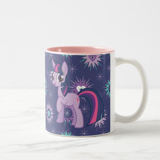 Chispa crepuscular taza