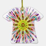 Chispa de Chakra del girasol - colores felices Adorno Para Reyes