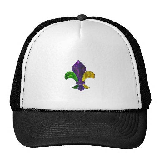 Chispa de la joya de New Orleans del carnaval de l Gorros