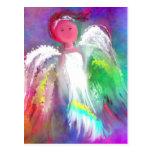 Chispa del ángel tarjetas postales