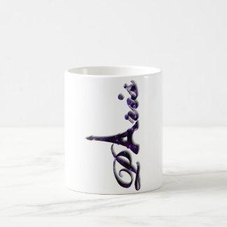 Chispa del brillo de la lentejuela de la torre taza clásica