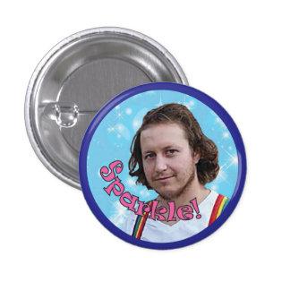 ¡Chispa Kurt! , 1 botón redondo de la pulgada del Pin Redondo De 1 Pulgada