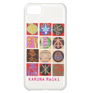 Chispa miniatura Blaast de los símbolos n de REIKI Funda Para iPhone 5C