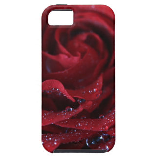 Chispa roja funda para iPhone 5 tough