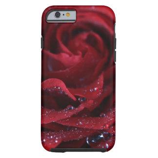 Chispa roja funda para iPhone 6 tough