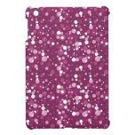 Chispa rosada iPad mini protector