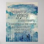 Chispas de KIW: Calidad de Txt de la misericordia Posters