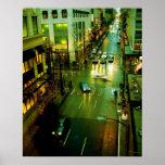 Chispas de KIW: Calle de la noche Impresiones